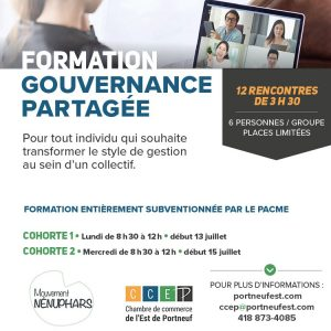 Formation Portneuf