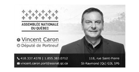 Vincent Caron député