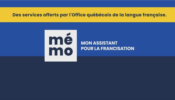Langue française : la CCEP aide les entreprises de la MRC de Portneuf
