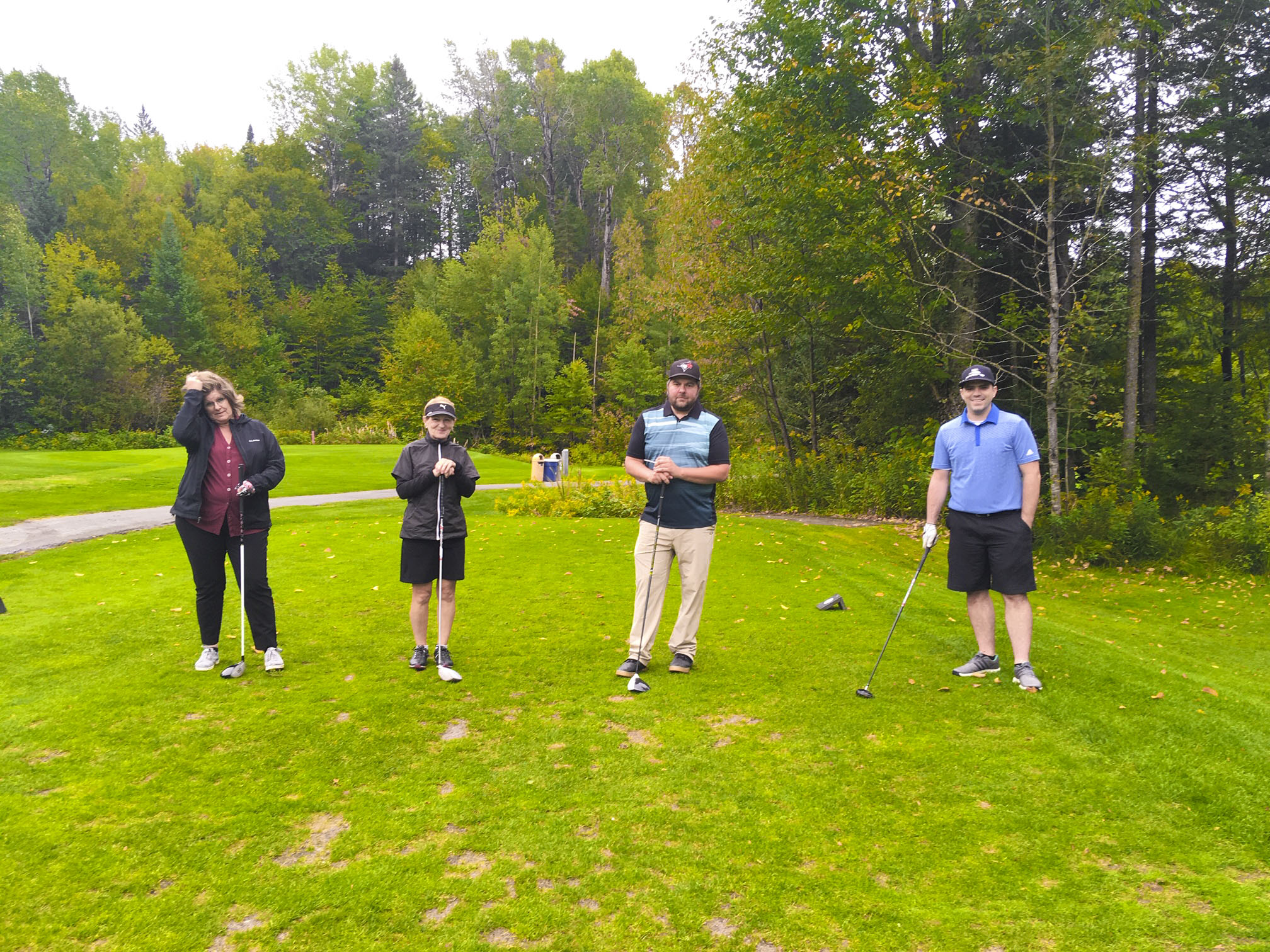 Tournoi de golf 2020 de la CCEP